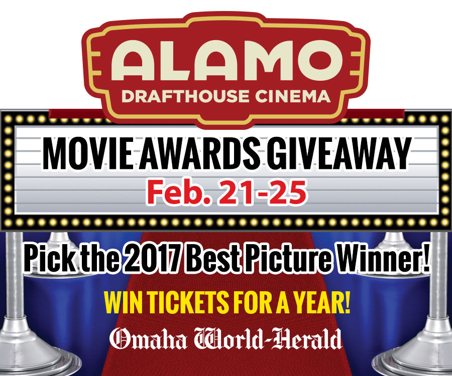 Alamo Drafthouse Movie Awards Giveaway