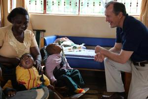 Executives in UNO program gain insight at caregiver co-ops in Africa