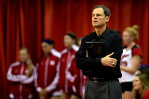 Big Ten reprimands Husker volleyball coach for comments about official