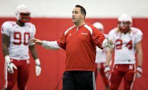 Pelini criticizes Huskers for 'horrendous' practice
