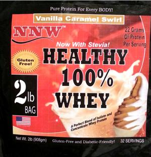 Suit targets Gretna firm, Hy-Vee over label's claim regarding sugar, protein content