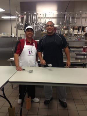 Kroc Center volunteers prepare, deliver holiday meals to homebound elderly