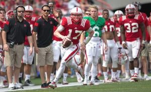 Walk-on QB Ryker Fyfe takes advantage of playing time