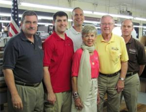 Goodfellows: Owners of Utica, Neb., bindery turned gifts to them into gifts for all