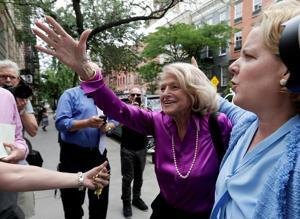 Plaintiff celebrates defeat of DOMA