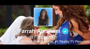 'Teen Mom' Farrah Abraham releases video for her new song