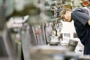 Manufacturers want more young people to consider jobs on the factory floor