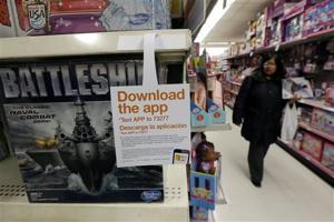 Online shopping popular, but won't save season
