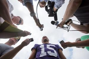 Waters grabs early leading role for KSU