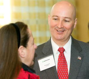 Walloped in 2006, Pete Ricketts alters campaign strategy