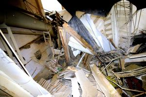 City releases photos from inside International Nutrition plant