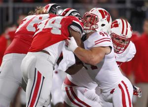 Barfknecht: Borland more than measures up for Badgers