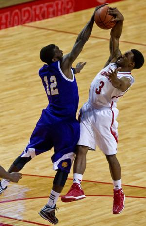 After rough first season as Husker, Parker more than measuring up