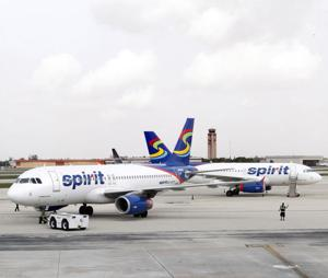 Spirit Airlines may tie fees, like baggage, to demand