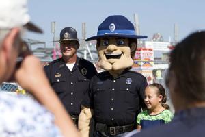 New state patrol mascot looks a bit like Herbie Husker