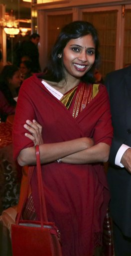 India diplomat in US is transferred to UN mission