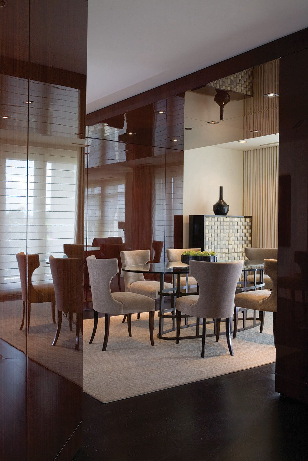 Two Story Living Room Curtains 9 Tips For Making Your Little Used Dining Room Warm Inviting
