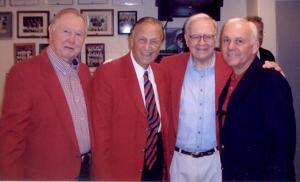 Young Musial was 'superhero' to even younger Buffett
