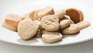 12 Days of Cookies, day 8: Peppernuts