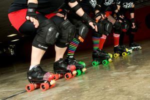 Omaha Rollergirls jam, block and pivot into a new season