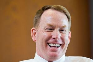 Eichorst has 'no agenda' during meetings