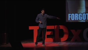 One Million Cups' Nate Olson talks at TEDxCoMo, answers our questions