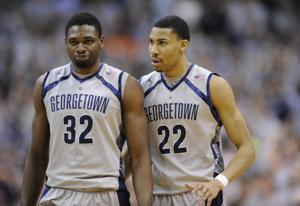Georgetown graduate Ayegba set to sign with Nebraska