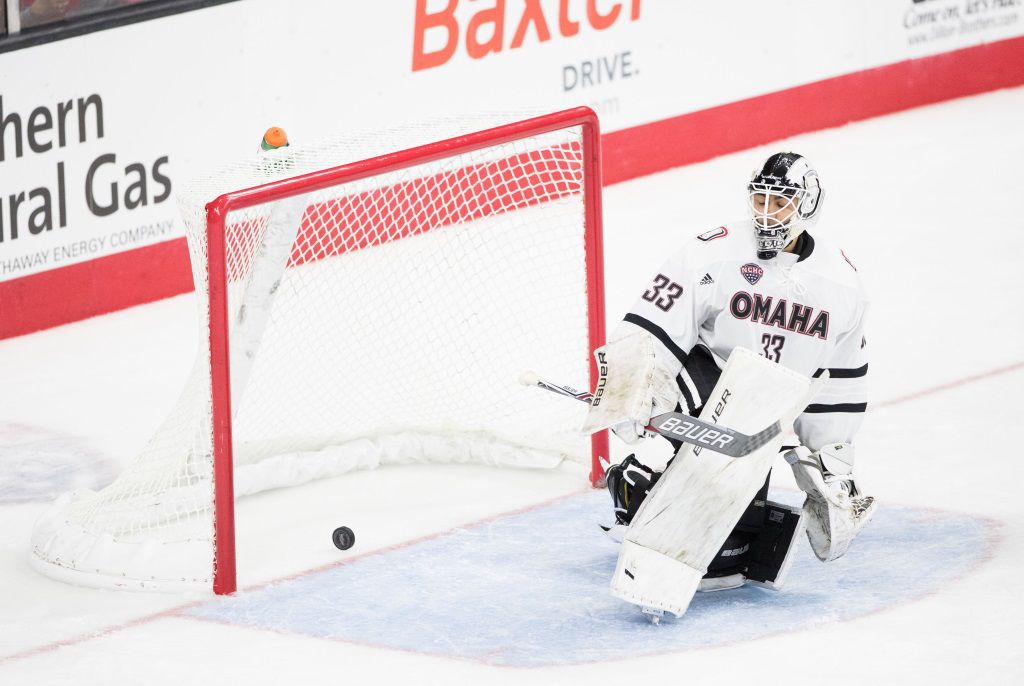 NCHC: After Fast Start, UNO Drops Exhibition Opener To CIS' University Of Alberta