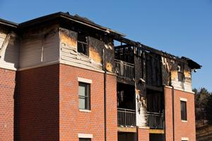 Discarded cigarette caused UNO dorm fire; students count blessings
