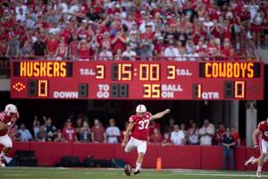 Juggling Husker kickers 'goofy,' but coaches taking wait-and-see approach