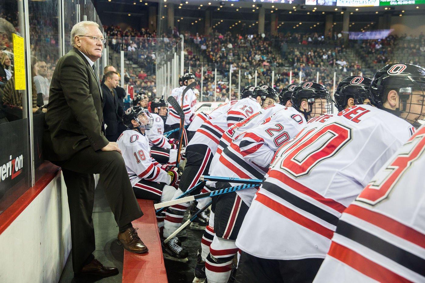 NCAA: UNO Hockey To Face Harvard In Regional