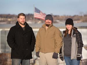 Nebraska Guard vet, wife aim to open indoor gun range in northwest Omaha