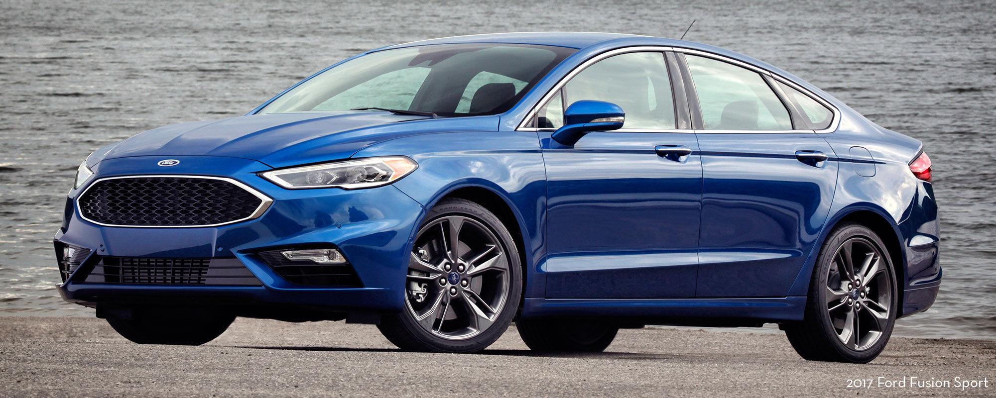 2017 Midlands International Auto Show - Ford Fusion Sport