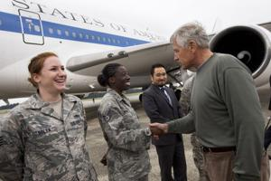 Chuck Hagel orders most furloughed civilians back to work