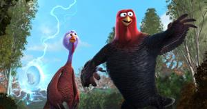 'Free Birds' review: a real turkey of a cartoon