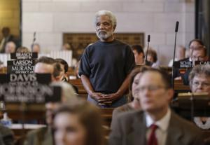 Ernie Chambers wants to repeal cities' extra sales tax option