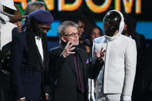 Omaha native Paul Williams shares in Daft Punk's Grammy triumph