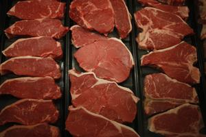 With supply down, there's no end in sight to high beef prices
