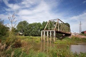 Secret donor pays $650K to rebuild Neligh's flood-damaged 'Bridge to Nowhere'
