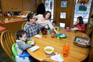 Bellevue family dives into Frugal February – a month with no unnecessary purchases