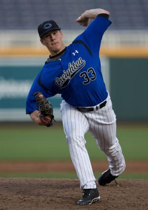 Notes: Albrecht performs well on the mound despite eventual Bluejay loss