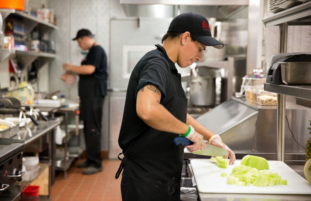Diners in the dark food safety violations often miss for M kitchen world chop wash