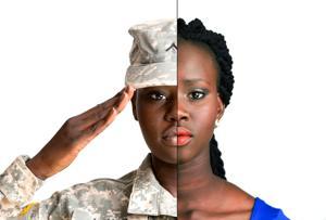 In Nebraska, Sudanese immigrants are natural models, dedicated soldiers