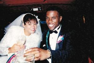 How they met: 900 miles from home, meeting led to wedded bliss