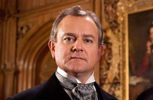 Bonneville presides over 'Downton Abbey' finale