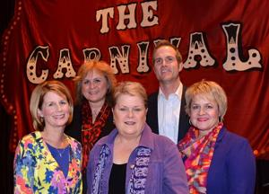 Around and about: Carnival evening takes in $235,000 for family service
