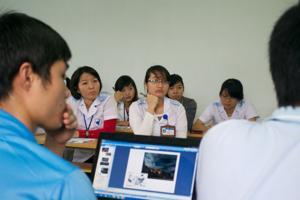 UNMC educator's wish fulfilled in native Vietnam