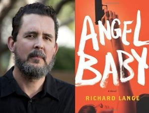 Lange hard to classify, but new book, 'Angel Baby,' is solid