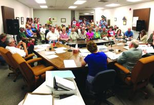 York County commissioners vote down symbolic anti-Keystone measure