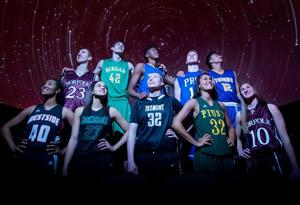 All-Nebraska basketball: Shooting stars